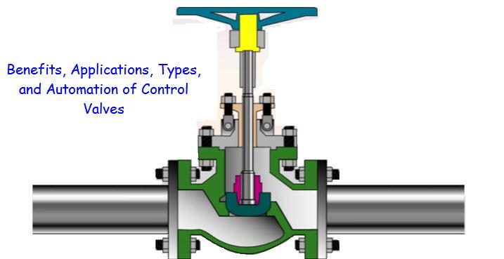 enefits, Applications, Types, and Automation of Control Valves